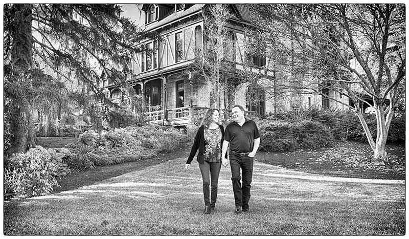 Jodie & Mike at Beringer ©zoomonby.com