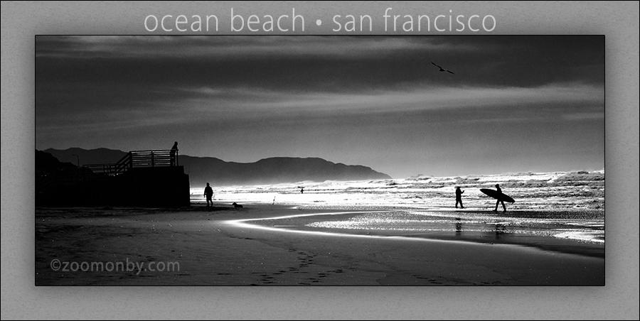 Ocean Beach, SF ©zoomonby.com