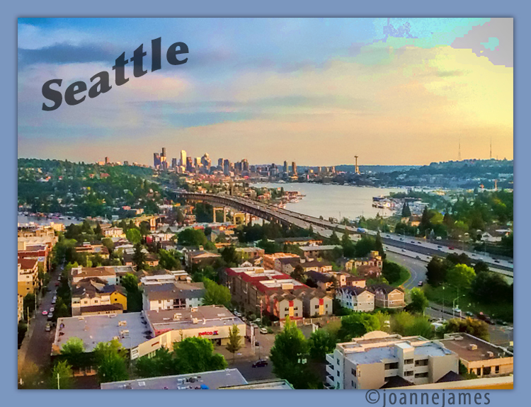 Seattle Skyscape ©zoomonby.com